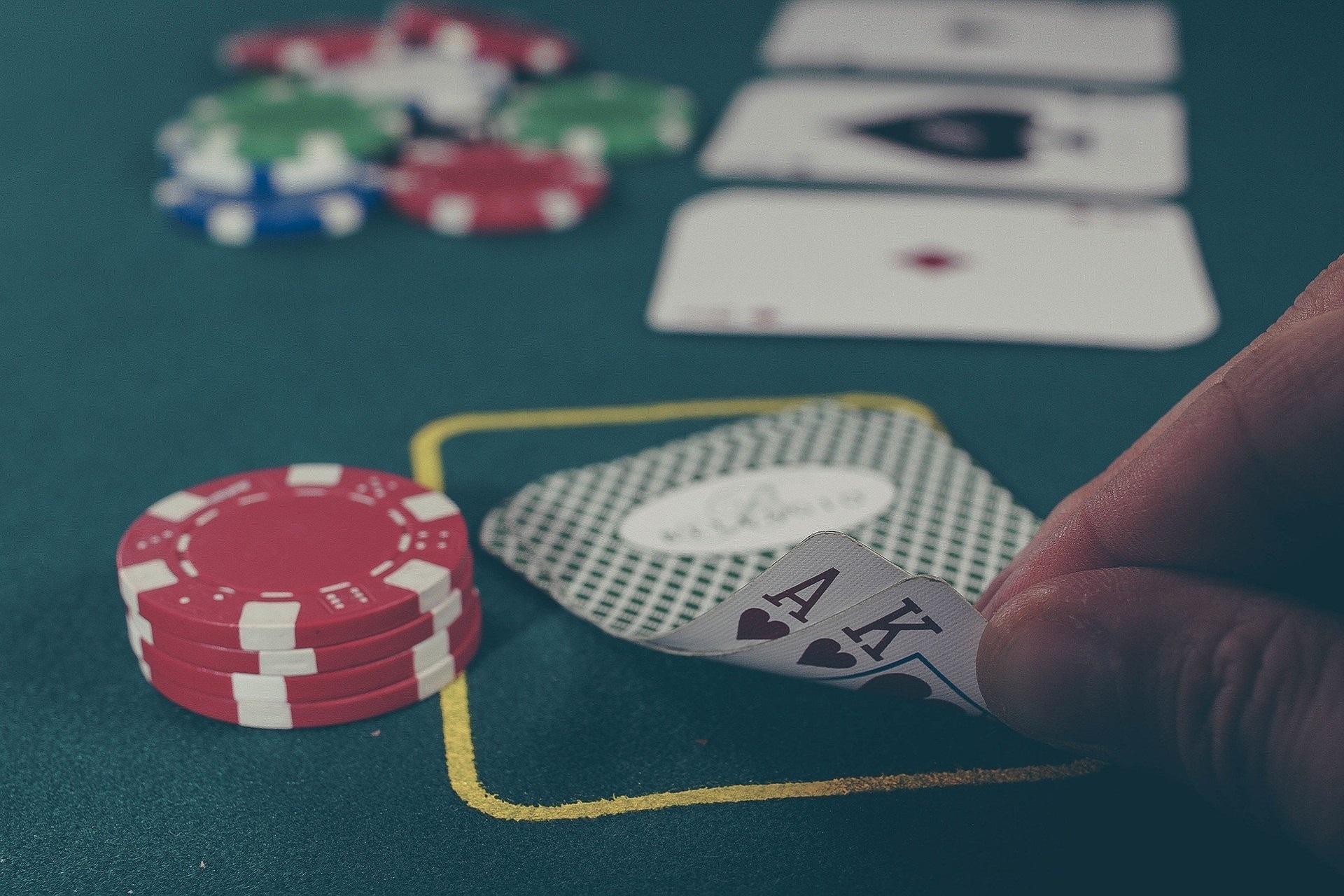 さまざまな種類のカジノゲーム